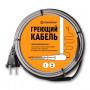 Греющий кабель ТЕПЛАЙНЕР КСН-16, 16 Вт, 1 м